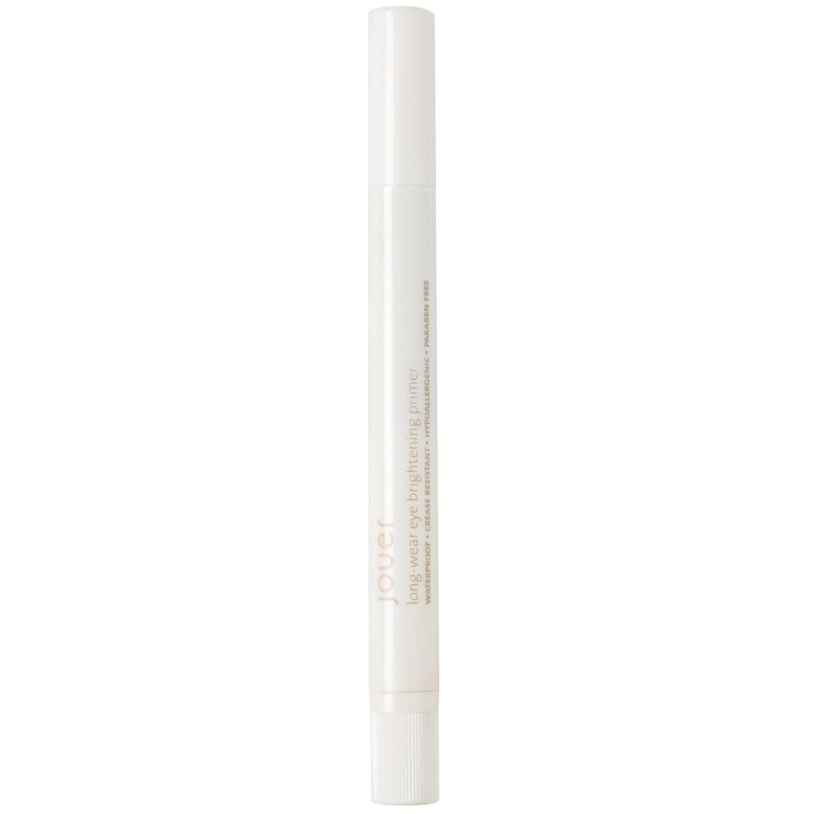 Jouer Cosmetics Long-Wear Eye Brightening Primer product swatch.
