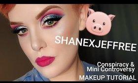 SHANEXJEFFREE Conspiracy/Mini Controversy Makeup Tutorial