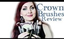 Crown Brushes Review!