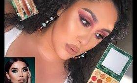 ColourPop X ILuvSarahii Through My Eyes Full Face makeup tutorial