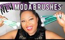 NEW MODA BRUSHES: RENEW AND CRACKLE KITS