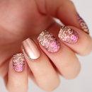 Romantic Baroque Nails