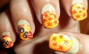 Dragon Ball Z Nails!