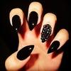 black and black diamonds