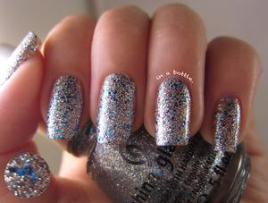 China Glaze Lorelei's Tiara @gemsinabottle