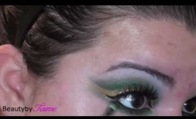 St. Patrick's Day look #3
