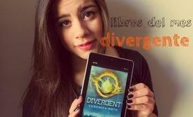 Libros del mes♥ | Divergente de Veronica Roth