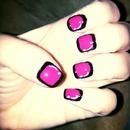 animated nails