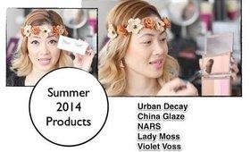 Lots Of Summer Goodies- Urban Decay, NARS, China Glaze, Zoya