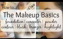 How To Do Makeup for Beginners | Face Makeup Basics