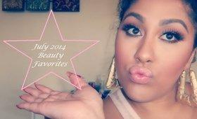 July 2014  Beauty Favorites!