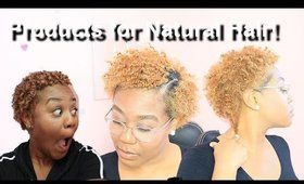 Hair products for natural hair growth! ! The BEST CURLY HAIR STYLER & PRODUCTS FOR CURLY HAIR!!