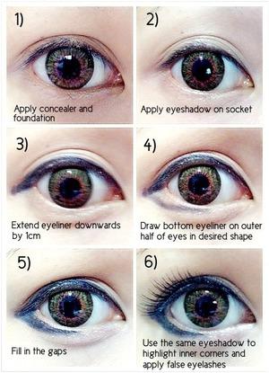 Eye Makeup For Droopy Eyelids Beautylish