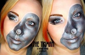 The Tinman Look inspired Character from The Wizard of Oz