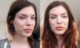 3 minute makeup challenge - uncut