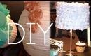 Rose Decor Lamp/Lantern DIY