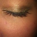 my eye makeup(: