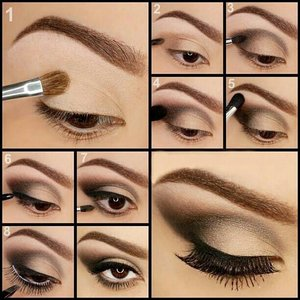 if u want me to post more step by step makeup photos  like and comment