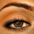 Neutral Eye with a Touch of Color