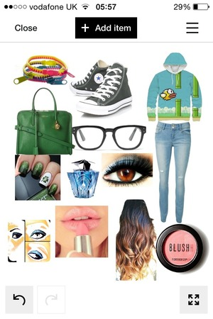 A outfit I quickly made  What do you think? Xoxo - Jess