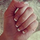 French Tips by Hand!