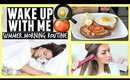 Wake Up With Me! My Summer Morning Routine!
