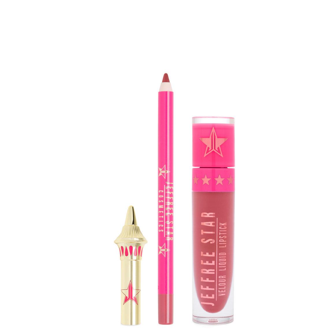 Jeffree Star Cosmetics Velour Lip Kit Calabasas