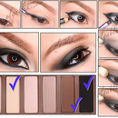 Smoky Eyes with Urban Decay Basics Palette Makeup Tutorial