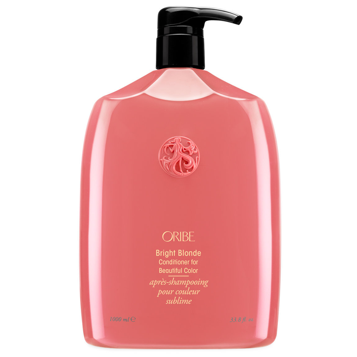 Oribe Bright Blonde Conditioner for Beautiful Color 1 L alternative view 1 - product swatch.