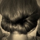 Greek goddess hairstyle