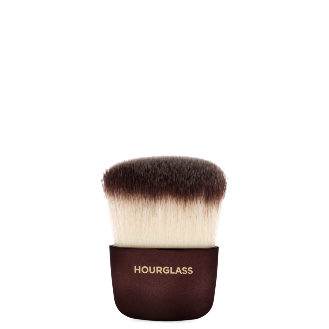 Hourglass Ambient Powder Brush product smear.