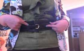 OOTD: St. Patty's Day (A little late)