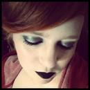 Silver Eye With Black Lip