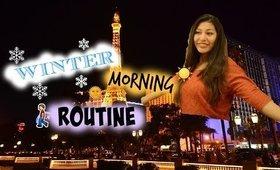 2016 Winter Morning Routine
