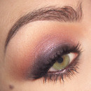 Urban Decay Naked 3 Smoky eyes