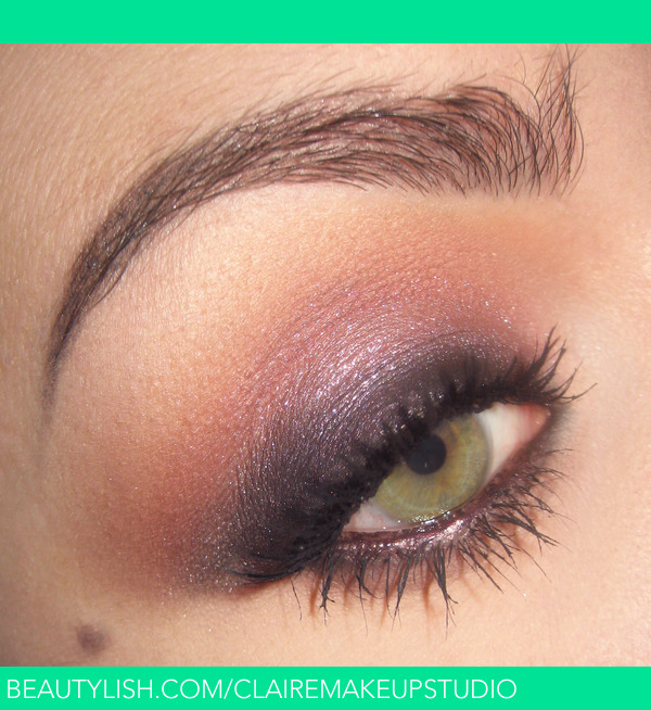 Favori Urban Decay Naked 3 Smoky eyes | Claire R.'s (clairemakeupstudio  QG36