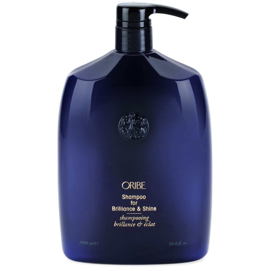 Oribe Shampoo for Brilliance & Shine 1 L product smear.