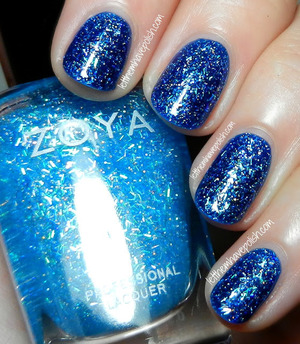 Zenith Collection :http://www.letthemhavepolish.com/2013/12/zoya-zenith-collection-swatches.html#more