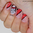 Disney's Minnie Mouse Nails
