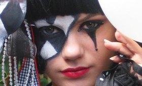 ♡ Carnival/Mardi Gra Inspired Makeup ♡