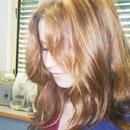 When I had blonde foils