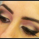 Smoky Bridal Eye