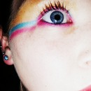 out there creative make up