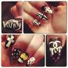 Punk/Goth Nails