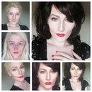 Extreme Vampy Makeover