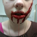 head and mouth wounds