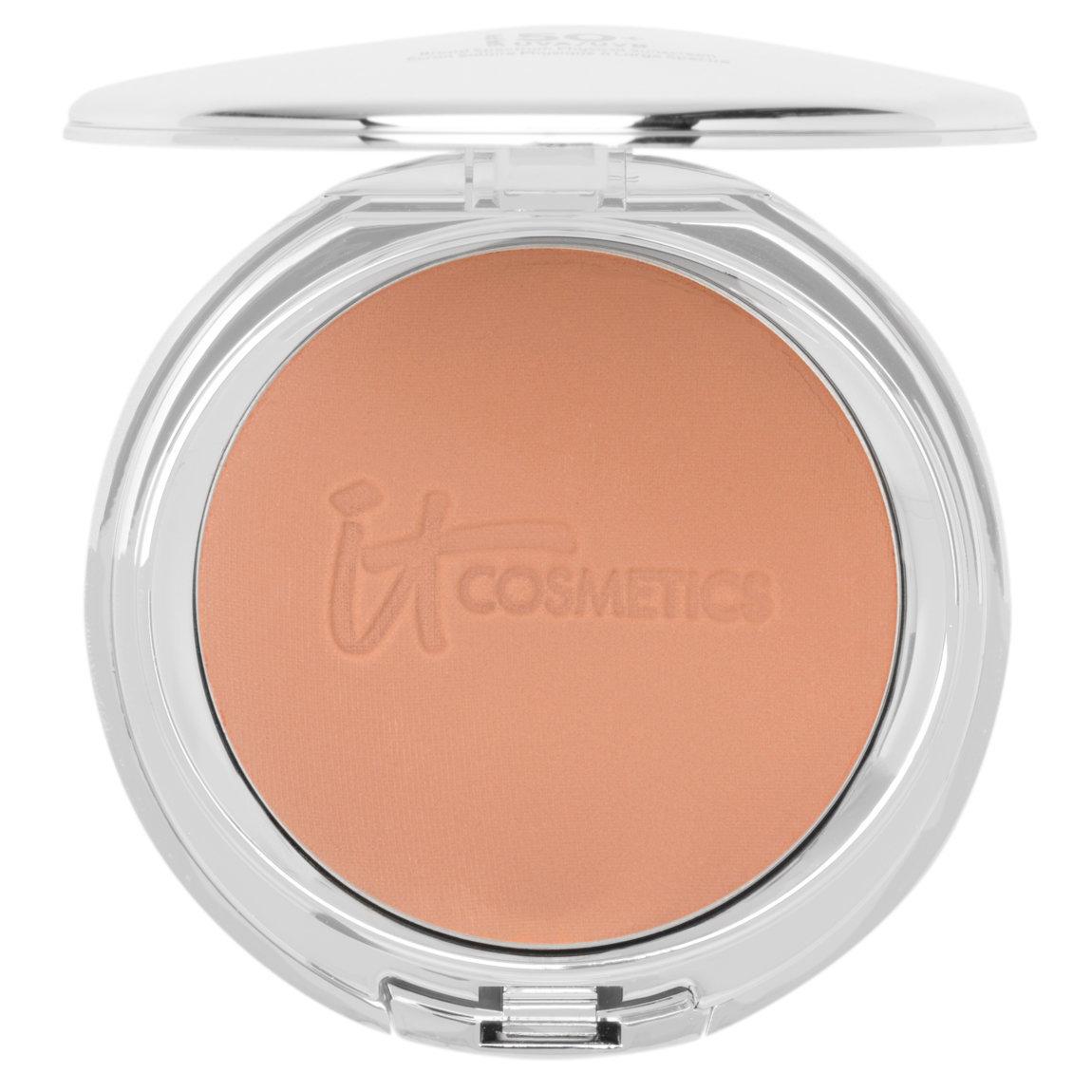 IT Cosmetics  Celebration Foundation SPF 50+ Deep alternative view 1 - product swatch.