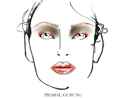 New York Fashion Week, Fall 2011: MAC at Prabal Gurung