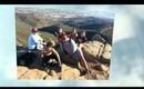 Hiking Cowles Mountain