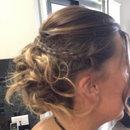 Formal/Prom Hair Trial